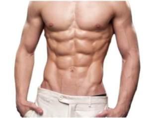 lean body male